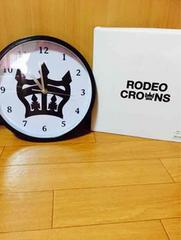 新品rodeo壁掛け時計