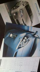 新品トヨタTOYOTAプリウス30前期カタログ価格表オプションカタログ