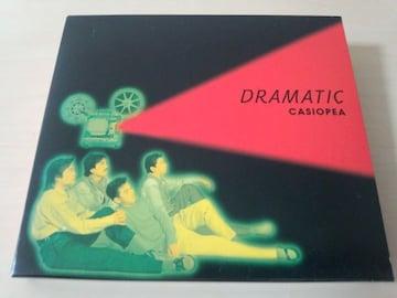 カシオペアCD「ドラマティックDRAMATIC」CASIOPEA初回盤●