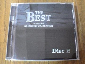 CD「THE BESTワーナーコレクション Disk2」洋楽オムニバス★
