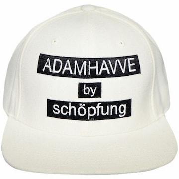 AdamHavve☆ベースボールCAP(^_^)白濱亜嵐!登坂着用!