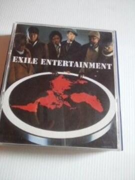 CD+DVDEXILEアルバム ENTERTAINMENT送料込み
