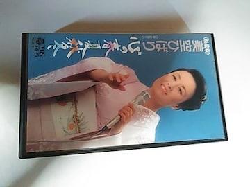 VHS美空ひばり秘蔵版心の春夏秋冬