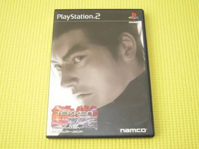 PS2★即決★鉄拳 タッグトーナメント★箱説付★アクション  < ゲーム本体/ソフトの
