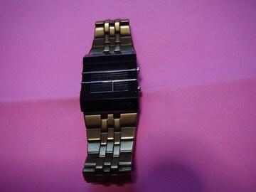 DIESELの腕時計 稼働品!