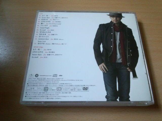童子-T CD「12 Love Stories」DOHZI-T 加藤ミリヤJUJU DVD付初回 < タレントグッズの