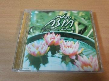 CD「feel プレゼンツNew ASIA〜ニュー・エイジア〜」邦楽●