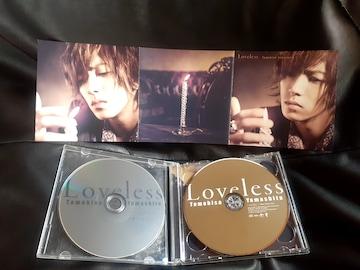 山下智久/ Love less 初回限定版