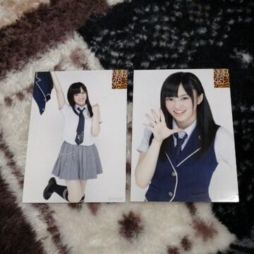 元NMB48山本彩☆公式生写真〜劇場版5枚セット!