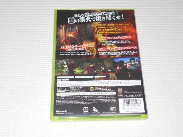 xbox360★インファーナル ヘルズ ヴェンジェンス 日本語版