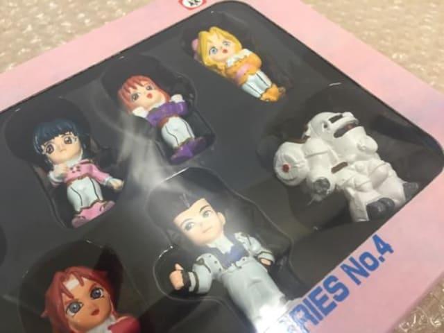 ☆サクラ大戦 其ノ弐 ミニフィギュアコレクションシリーズ No.4 < アニメ/コミック/キャラクターの