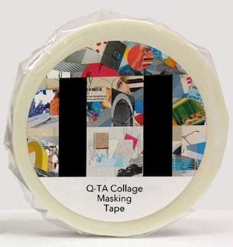 Q-TAコラージュマスキングテープcollage masking tape 011