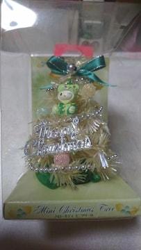 キティ ミニ クリスマスツリー