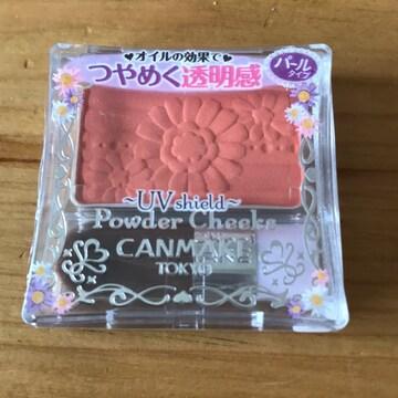 キャンメイク   パウダーチーク 605円