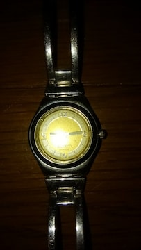 腕時計 レディース スウォッチ 電池切れ状態