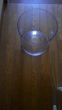 �S 大きな ガラス容器