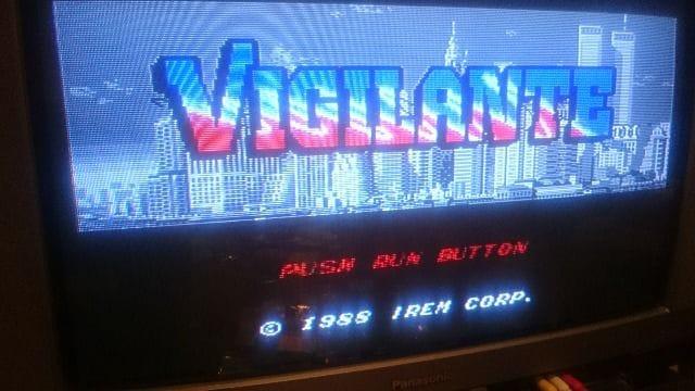 中古 PCエンジン Huカード ビジランテ アイレム 1988 < ゲーム本体/ソフトの
