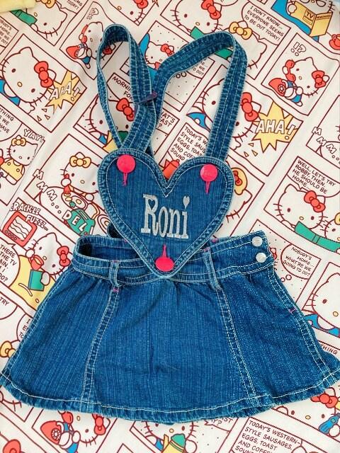 RONI★スカート  < ブランドの