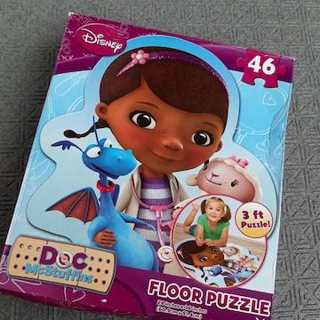 新品 知育玩具 ドックはおもちゃドクター フロアーパズル