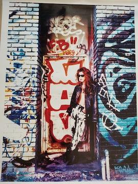 X JAPAN YOSHIKI ポスター 1994 52cm×68cm