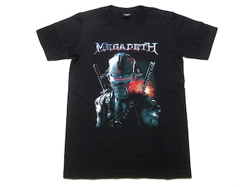 メガデス MEGADETH  バンドTシャツ  446 M
