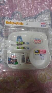 baby&kids★機関車トーマス★こども食器セット★電子レンジOK