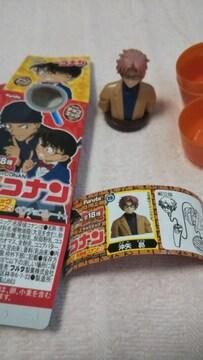 コナン。チョコエッグ�A25番沖矢昴フィギュア