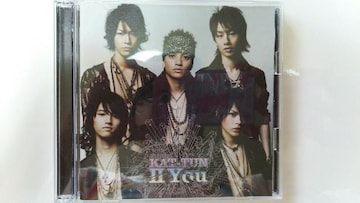 KAT-TUNアルバム★cartoonKAT-TUN�UYou