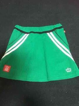 美品 ベビードール スカート 120cm