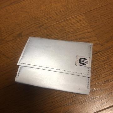WKDR ウィークエンダー コンパクト財布 三つ折り財布