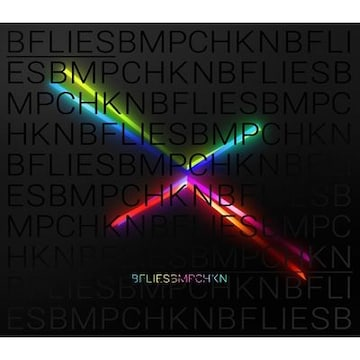 即決 HMV特典付 シリアル封入 BUMP OF CHICKEN Butterflies +DVD
