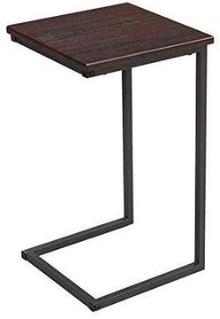 色ブラウン サイドテーブル ブラウン 幅30×奥行30×高さ52cm GS