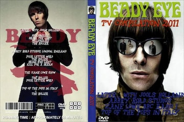 ≪送料無料≫BEADY EYE ベストライブ特集 2011 ビーディ・アイ