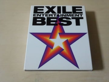 EXILE CD「EXILE ENTERTAINMENT BEST」DVD付●