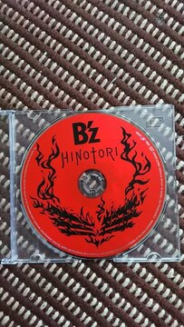 B'z LIVE-GYM Pleasure 2018 -HINOTORI-に付属のHINOTORIのCD
