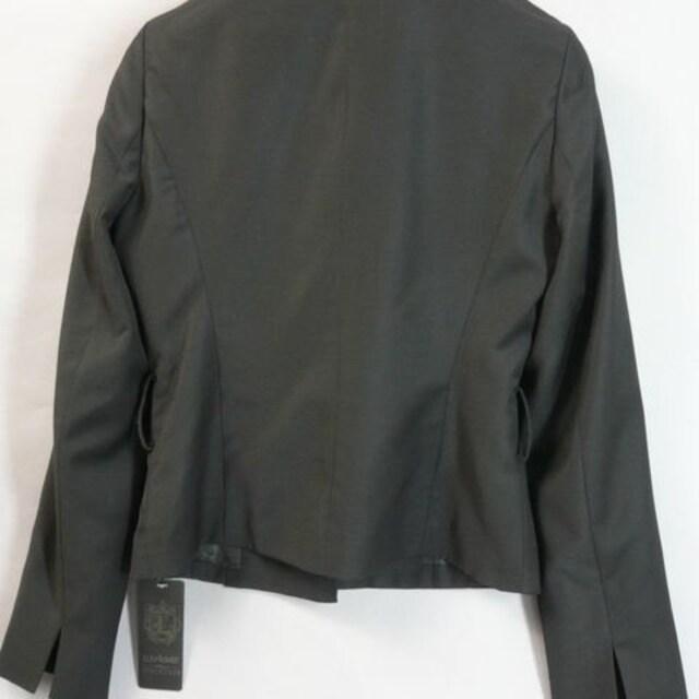 【新品★7号】黒のジャケット♪通勤ビジネスも!★送料180円 < 女性ファッションの