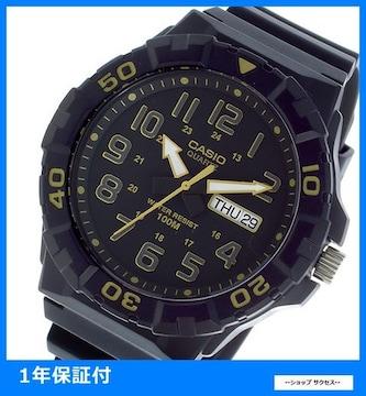 新品 即買■カシオ ダイバールック メンズ 腕時計 MRW-210H-1A2