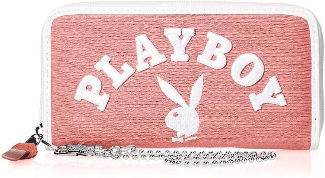 【PLAYBOY】プレイボーイ財布(チェーン付)新品タグ付  < ブランドの