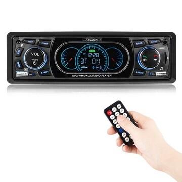 カーオーディオ Bluetoothハンズフリー高品質FM 1