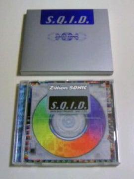 即決 CD S.Q.I.D. Zillion SONIC / ジリオンソニック 1st ファースト ミニアルバム