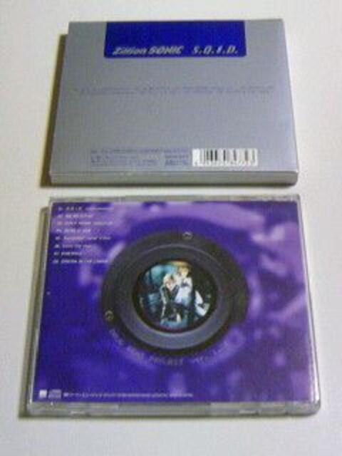 即決 CD S.Q.I.D. Zillion SONIC / ジリオンソニック 1st ファースト ミニアルバム < タレントグッズの