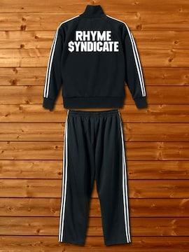 Syndicate★ジャージ★セットアップ★ブラック★XL★新品