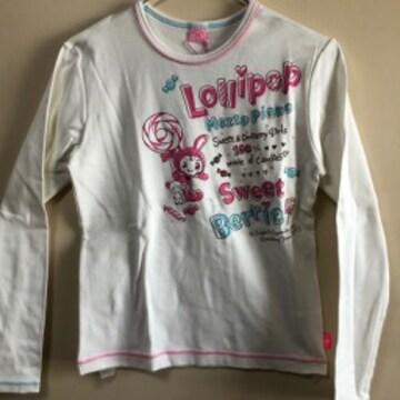 メゾピアノ 長袖Tシャツ 150cm(Mサイズ)