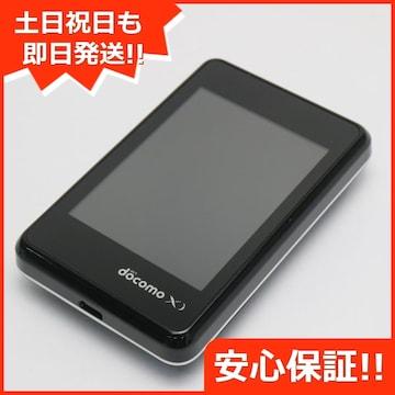 ●美品●L-02F Wi-Fi STATION(クロッシィ) ブラック●
