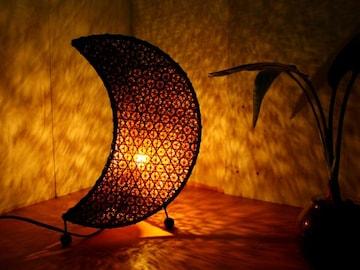 ムーンランプ 月型間接照明 bari バリ島 リゾートホテル使用