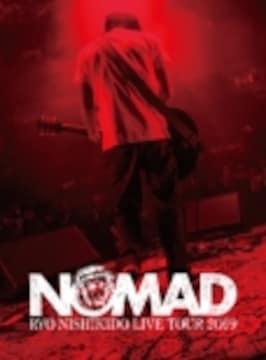 即決 錦戸亮 LIVE TOUR 2019 NOMAD 2DVD 初回盤 新品