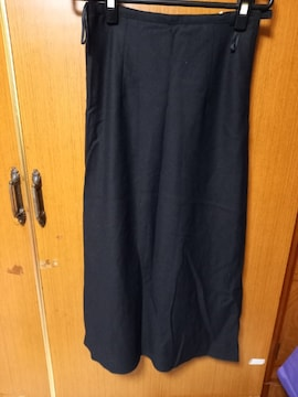 �A ウ−ルマ−クのロングスカート
