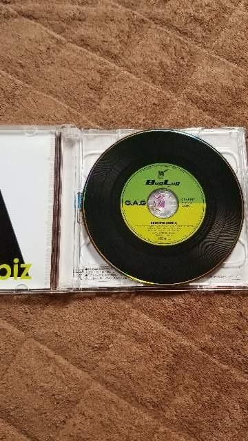 BugLug☆バグラグ 「G.A.G」初回盤B < タレントグッズの