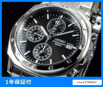 新品 即買い■セイコー クロノグラフ 腕時計 SND191P1