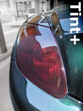 Tint+再利用OK ソアラ UZZ40テールランプ スモークフィルム簡単施工